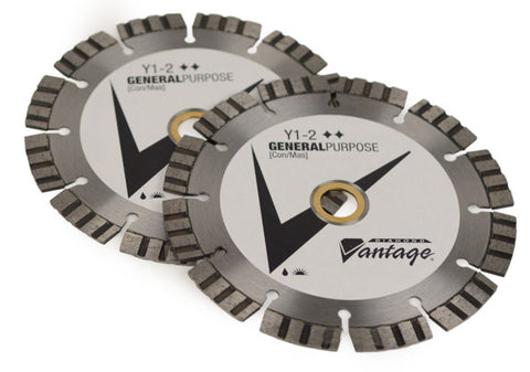 Diamond Vantage Z1-2 SERIES -4 1/2 x .080 x 7/8-5/8