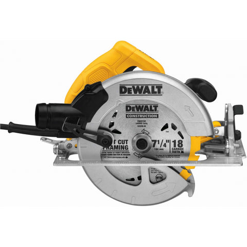 "7 1/4"" Lightweight Circular Saw - DWE575"