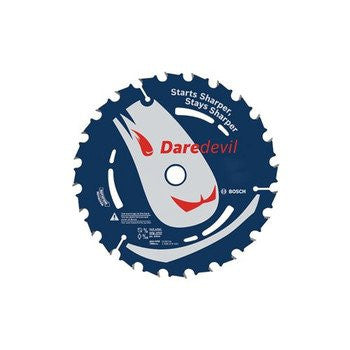 Bosch DCB724B25 Daredevil 7-1/4-Inch 24-Tooth Framing Ripping Bulk Circular Saw Blade