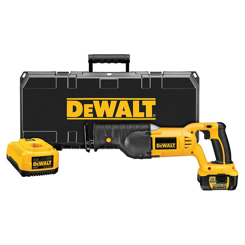 18V Cordless Li-Ion Reciprocating Saw Kit - DCS385L