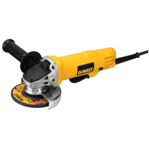 "4-1/2"" (115 mm) Paddle Switch Small Angle Grinder - DWE4012"