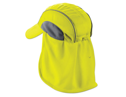 Ergodyne Chill-Its® 6650 High Performance Hat w/ Neck Shade