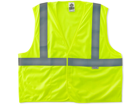 Ergodyne  GloWear® 8255HL Class 2 Treated Poly Vest