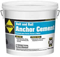 Sakrete - ANCHOR CEMENT
