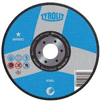 Tyrolit BASIC Cut Off Wheels for Steel