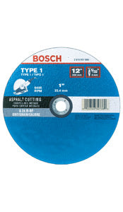 Bosch Portable / High Speed Wheels