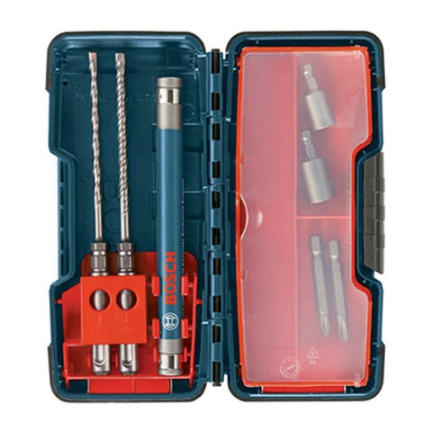 Bosch HC2309 SDS+ Anchor Drive 9 Piece Kit