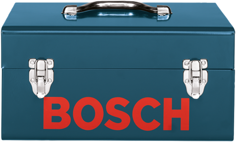 Bosch Metal Carrying Case for Hand Planer - 2610906281