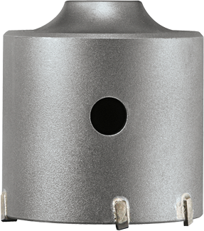 Bosch 2-11/16 In. SDS-plus® SPEEDCORE™ Thin-wall Core Bit - T3916SC