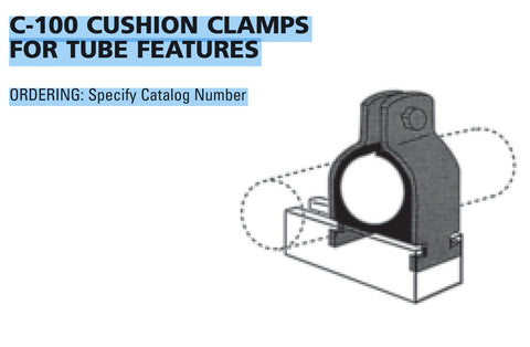 Multi-Strut® Fittings Cushion Clamps