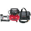 "1-3/8"" Brad Nailer Compressor Combo Kit"