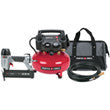 "2"" Brad Nailer Compressor Combo Kit"