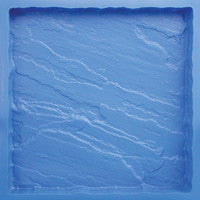 BLUE STONE WITH SAWN EDGE POLY CONCRETE STONE MOLD - Style A
