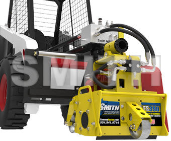 Smith Manufacturing- Heavy-Duty Scarifier Attachment