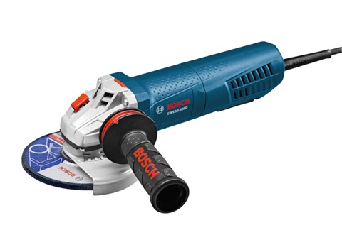 Bosch 5 In. Angle Grinder with No-Lock-On Paddle Switch - GWS13-50PD