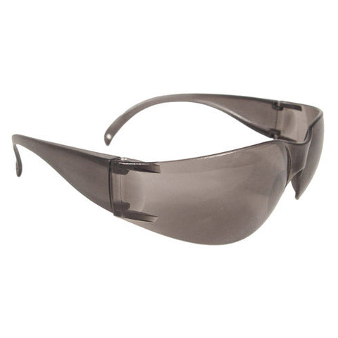 Radians Mirage™ Safety Eyewear  offers a sleek design which allows for a perfect fit for both men and women, ensuring worker acceptance. The Mirage™ family of safety eyewear is available in several styles, including rubber temples, foam lined and small sizes for all your safety glass needs.
