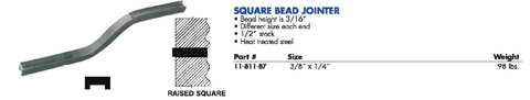 SQUARE BEAD JOINTER