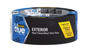 Scotch-Blue™ Painter's Tape for Exterior Surfaces 2097