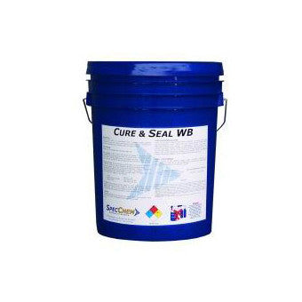 SpecChem Cure & Seal WB Sealer 5 gal