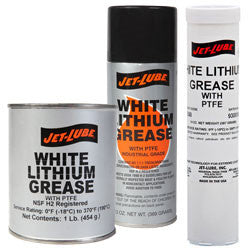 White Lithium Grease - 5 Gallon