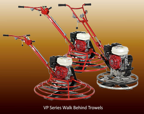Allen Engineering - Walk Behind Trowels