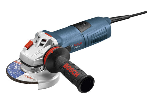 Bosch AG50-11VS - 5-Inch Variable Speed Grinder, 11-Amp