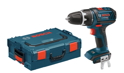 Bosch DDS181BL - 18 V Compact Tough Drill Driver - Tool Only with L-BOXX2