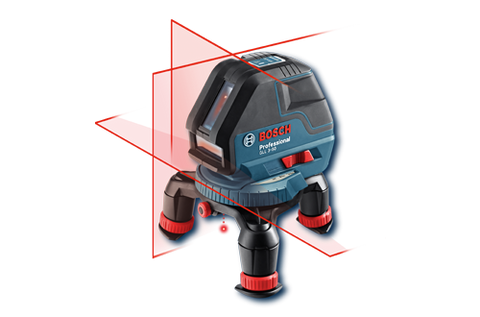 Bosch GLL3-50 - Three Line Laser with Layout Beam