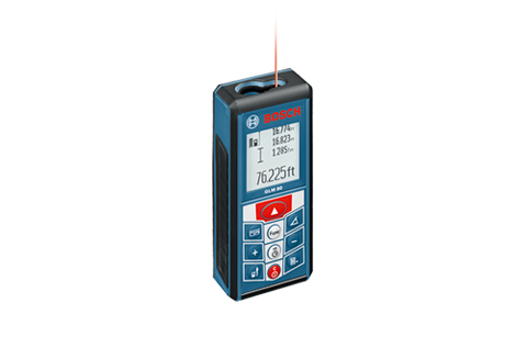 Bosch GLM 80 - 265 Ft. Laser Measure