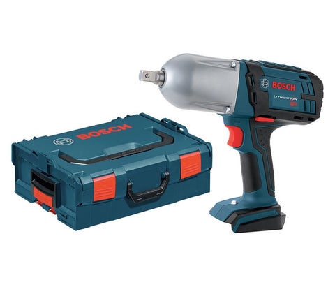 "Bosch HTH181BL - 1/2"" Cordless Impact Wrench, Voltage 18 Li-Ion, Bare Tool"