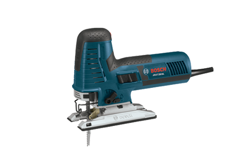 Bosch JS572EB - 7.2A Barrel-Grip Jig Saw Kit