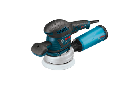 "Bosch ROS65VC - 6"" Rear-Handle Random Orbit Sander with Vibration Control"