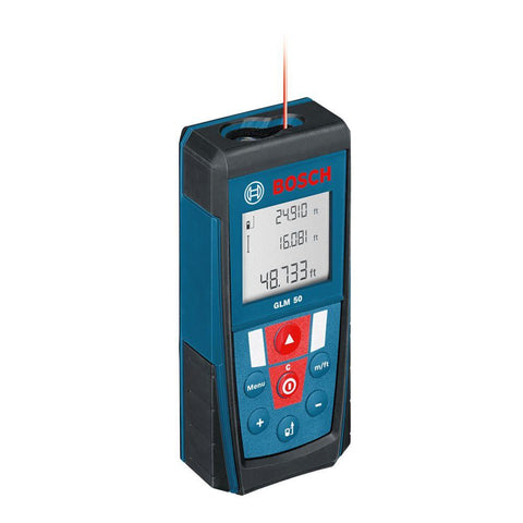Bosch 165 ft. Laser Distance Measurer - GLM 50