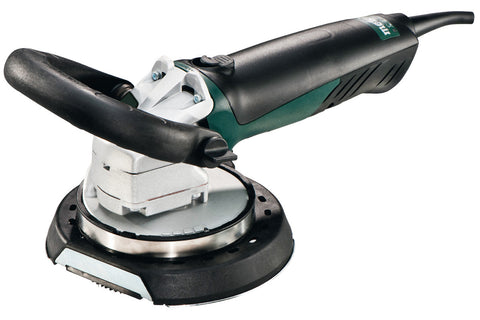 "Metabo Corded 5"" Concrete Grinder w/ Diamond Cup variable speed"