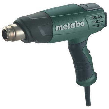 Metabo Corded Heat Gun - Digital VARIABLE TEMP. 122/122-1,100  ̊F