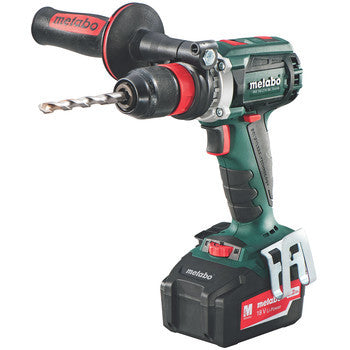Metabo Cordless 18 V LT Compact Drill/Driver Kit 5.2 Ah