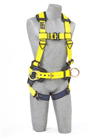 DBI/SALA 1110578 Delta Construction Vest Style Full Body Harness