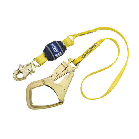 DBI - SALA 1240211 EZ Stop 6' Single Leg Shock Absorbing Lanyard