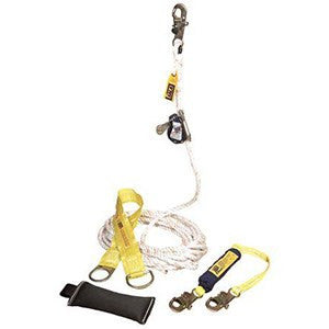 DBI/SALA 5000400 50 Foot Rope Grab System Kit