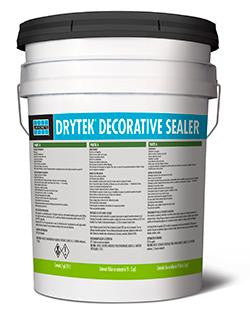 DRYTEK™ Decorative Sealer
