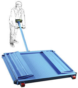 Vestil Portable Floor Scales