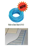 240 V floor heat wire