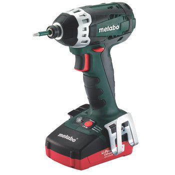 "Metabo Cordless 18V 1/4"" Hex  Impact Driver Bare Tool"