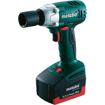 "Metabo Cordless Impact Wrench 18V 1/2"" Sq. 5.2Ah Kit"