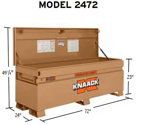 Knaack Model 2472 Chest