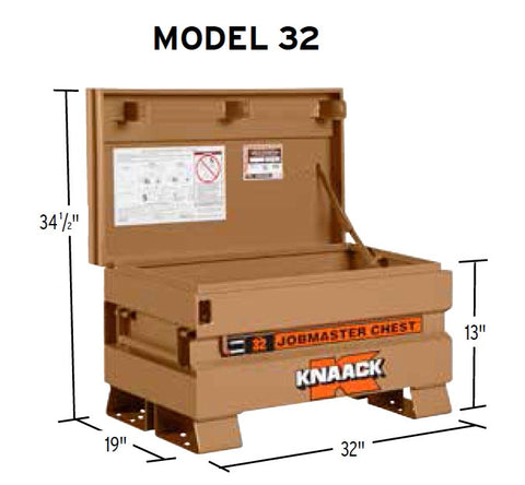 Knaack Model 32 Chest