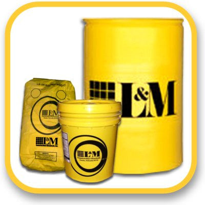 L&M CONCRETE PATCH AND REPAIR PRODUCTS