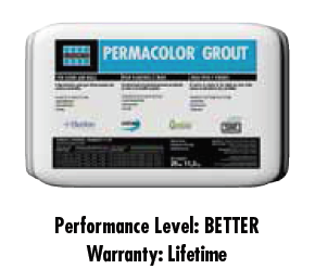 Laticrete PERMACOLOR® Grout 8 Lb Box