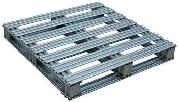 Vestil Galvanized Steel Pallets
