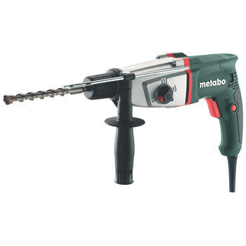 "Metabo Corded 1⅛"" SDS -Plus Combination Rotary Hammer w/Rotorstop 0-1,000 RPM - 8.2 AMP W/CASE"